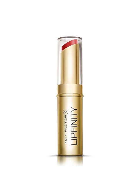 Max Factor Lipfinity Long Lasting Ruj 40 Always Chic Kırmızı